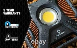 AL60CSW 6000 Lumen LED Work Light, with USB Power Outlet, 60 Watts, 120 Volts