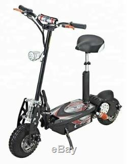 Adult Electric scooter 2020 upgraded X1000RS 1000 watt power 36 Volt