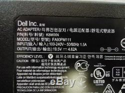 Brand New Dell Power Supply Mains 19.5 Volts 4.62 Amps 90 Watts 06c3w2 Charger