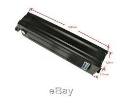 Electric Bike Battery 48 volts 13AH 750 watts, remains more than 80% of Power