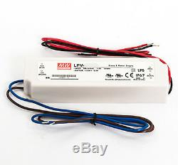 Meanwell Lph 60 12 Led Driver, Led Power Supply 60 Watt 12 Volt / Dc 10 Pcs