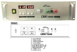 NEW DC POWER SUPPLY 900 watts 0-60 volts 0-60 amps