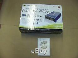 Power Bright 2200 Watt 12 Volt Pure Sine Wave Power Inverter APS2200-12