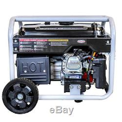 Simpson SPG3645 120-Volt 3,600-Watt OHV Gas Powered Portable Generator 70005