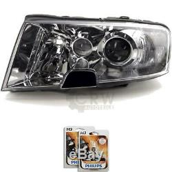 Xenon Headlight Left Skoda Superb 3U Year 02/02-08/06 D2S/H3/H3 with Motor