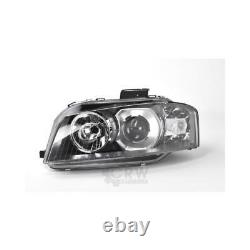 Xenon Headlight Left for Audi A3 (8P) Year 05/03-07/08 D2S/H7 with Indicator