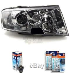 Xenon Headlight Right Skoda Superb 3U 02/02-08/06 D2S/H3/H3 with Motor