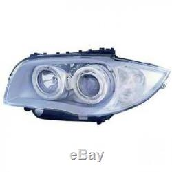 Xenon Headlight Right for BMW E81 E87 Yr 04-02/07 without Adaptive Light 1346653